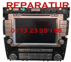 VW Phaeton RNS810 RNS 810 Navigation Reparatur Boot Fehler Startfehler
