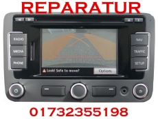 VW RNS 310/315 Navigation Display LCD Touch Laserfehler Reparatur