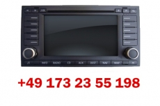 VW MFD2 Satellite Volkswagen Navigation Display Defekt Reparatur
