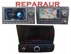 Audi R8 TT 8J Seat RNS-E RNSE Navigation Plus - Reparatur Laser Fehler