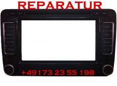 VW RNS 510 MFD3 Navigation   Neustart Bootfehler oder Display   Reparatur