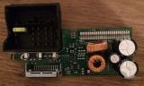 Navigation RNS510 Stromversorgung Netzteil Platine  mit Sound iC Endstufe