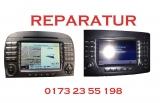 Mercedes B Becker Comand Navigation APS NTG1 NTG2 - Display Reparatur