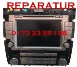 VW Phaeton RNS 810 Navigation Reparatur Boot Fehler Startfehler