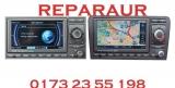 Audi A5 RNS-E MMI RNSE Navigation - Reparatur Lesefehler
