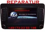VW Beetle RNS 510 Navigation CAN BUS Fehler Reparatur Zündung Beleuchtung Lenkrad